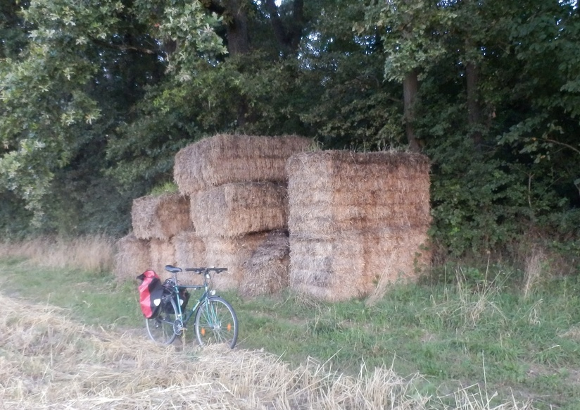 The Hay-Bale