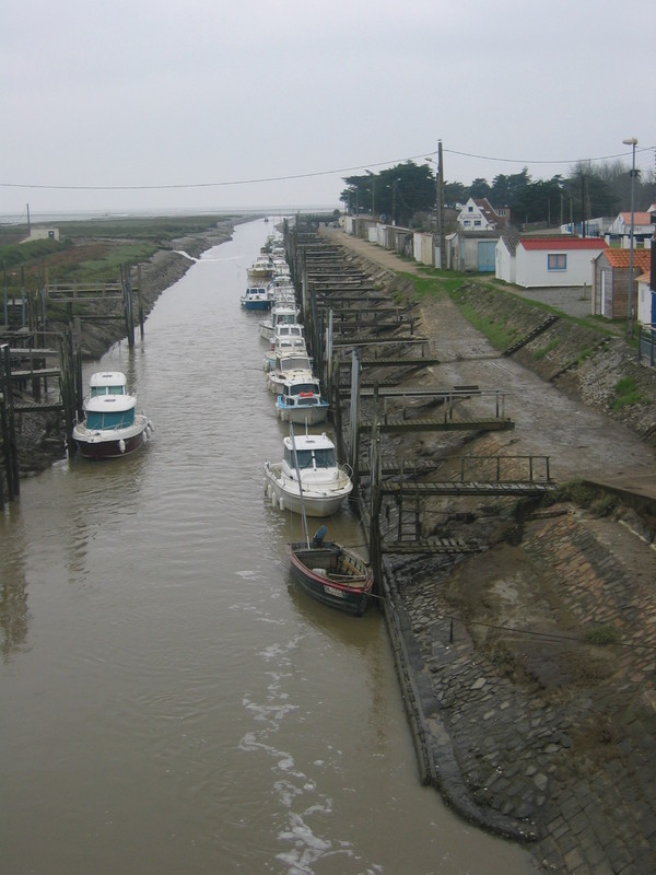 The Harbour at Le Collet