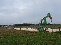 #8: Temporary dismantled pumpjack