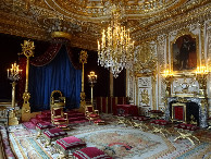 #9: Fontainebleau throne hall
