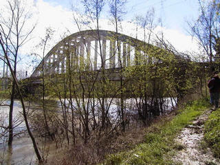 #1: The bridge as seen from the confluence