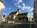 #11: Church in Villers les Rigault (north to the river)