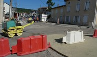 #10: Rue Gambetta blocked