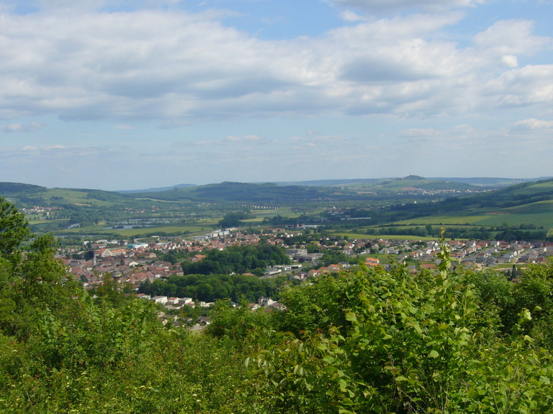 Pagny and the Moselle valley