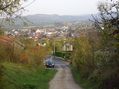 #6: Pagny -sur Moselle seen from Rue Gambetta
