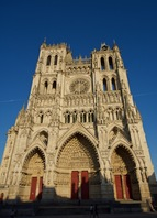 #7: Nearby Amiens Cathedral - the tallest and largest cathedral in France