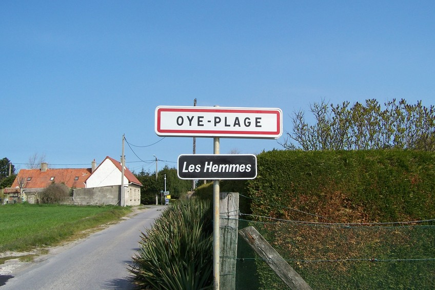Village of Les Hemmes, Oye-Plage