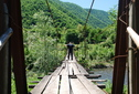#7: The bridge at the start of the hike