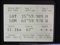 #3: GPS display