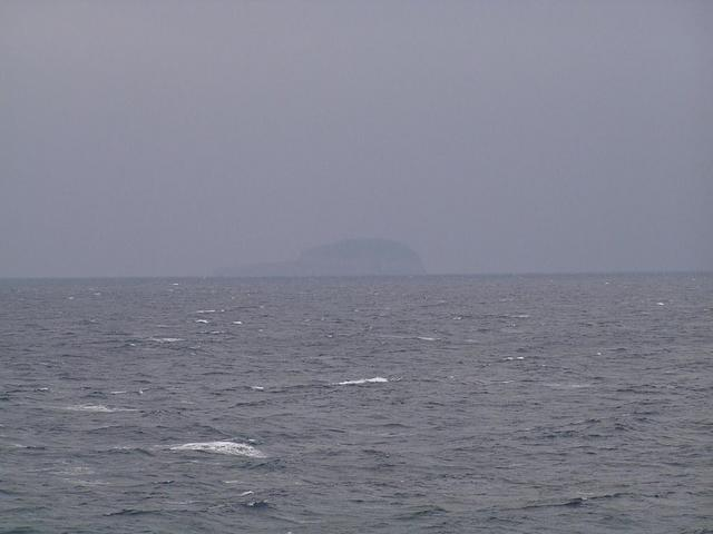 Andikíthira Island seen from the Confluence towards SE
