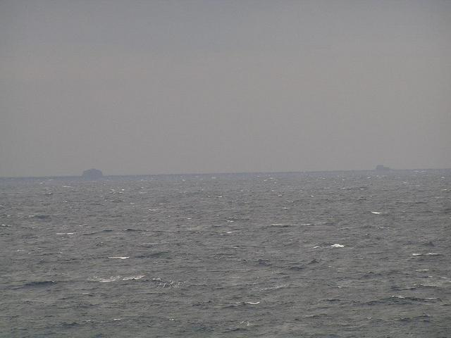 Koufonísia Islets seen from the Confluence towards NE