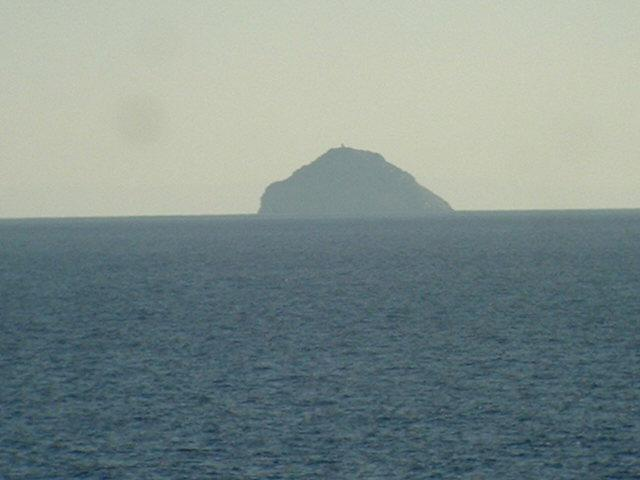 Venétiko Island seen from the confluence