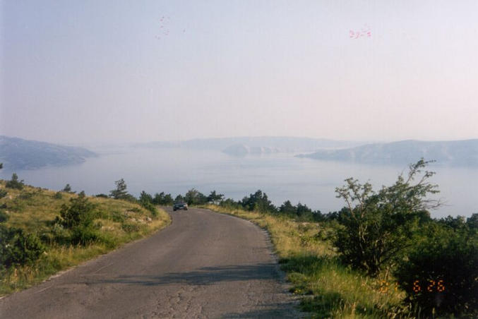 The road from the confluence to Senj