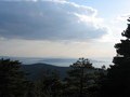 #7: Coast seen from the Ridge