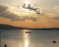 #8: Sunset at the Croatian Coast