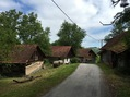 #10: Wooden houses near the Confluence