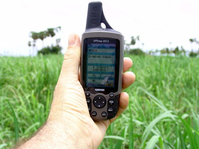 Gerd with GPS at 14N 80E
