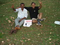 #7: Myself & Mr.Gunachandran