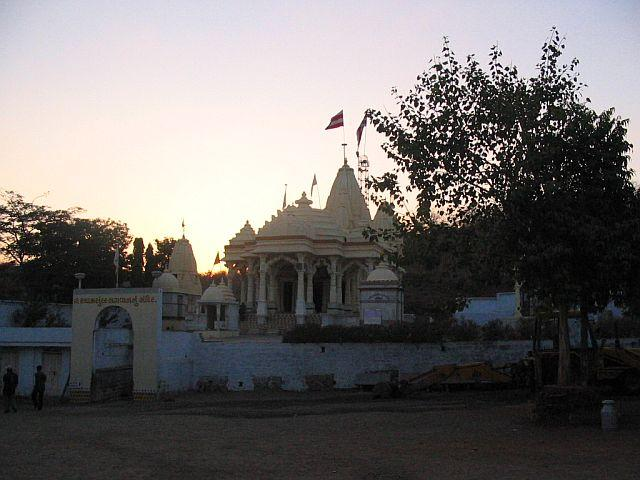 Lord Krishna temple at Tulsi shyam