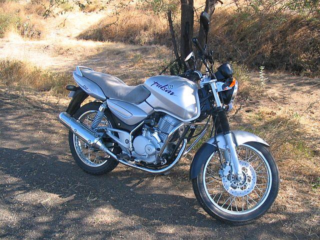 Bajaj Pulsar - Definitely Male