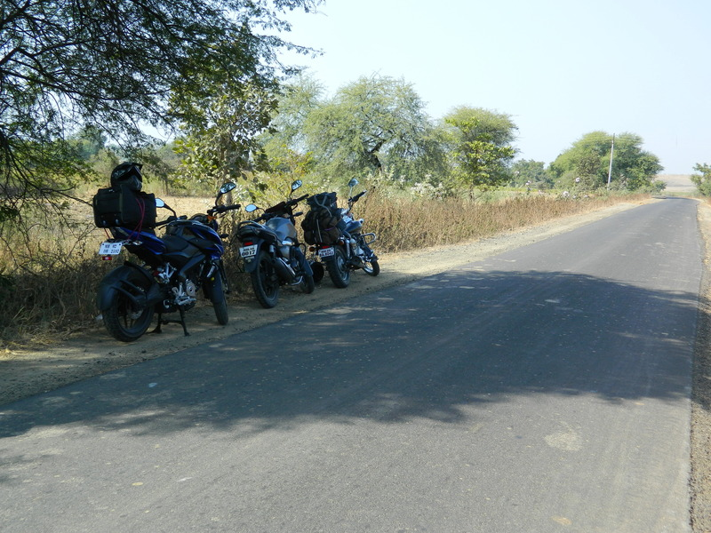 The road ahead to Anjad