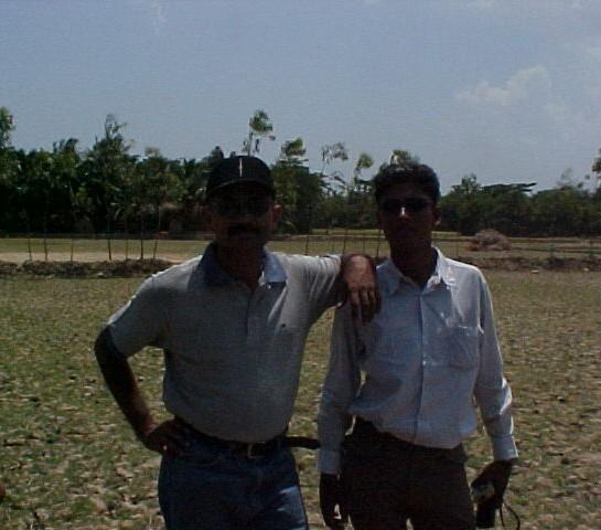 Anirban and Me