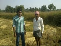 #10: With a local resident Ashok Kumar Sahu