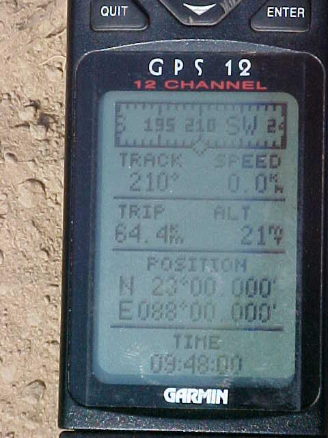 Pic of the GPS