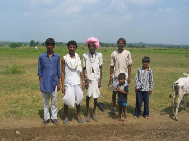 The local Farmers at the Confluence
