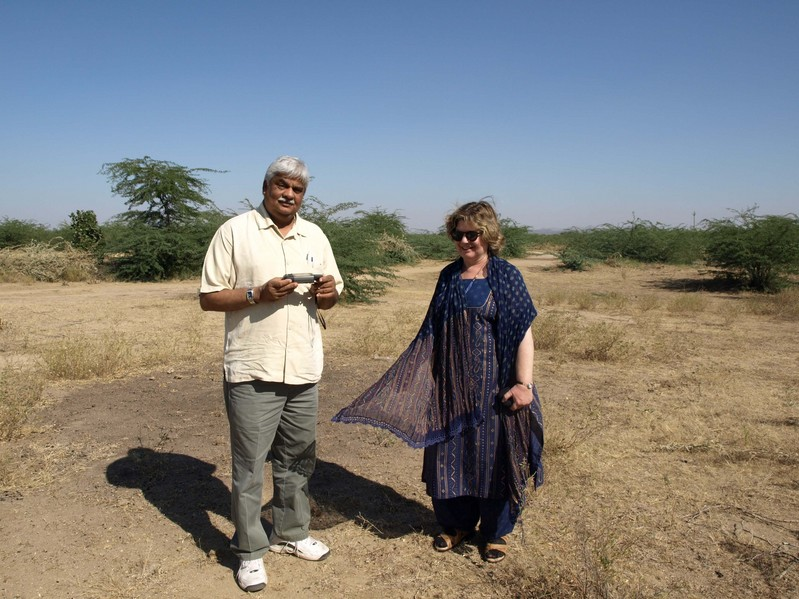 At The Confluence:  Dinesh Joshi & Paula S