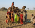 #7: Candace With Local Residents & Camel