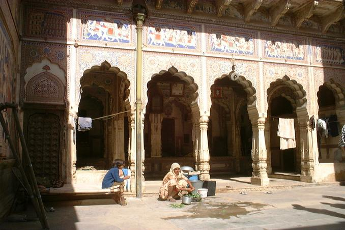 Haveli in Fatehpur