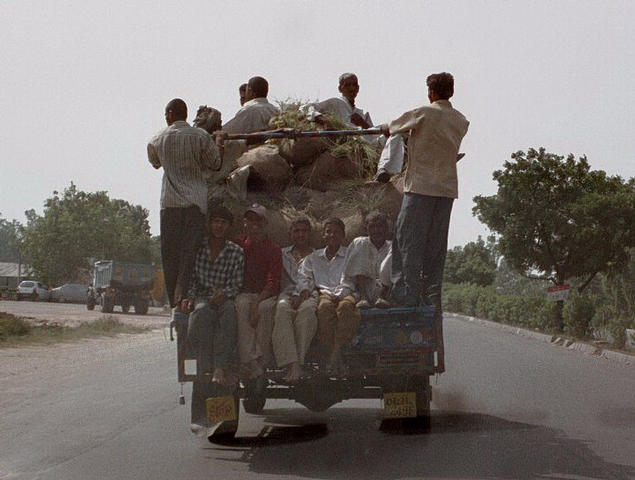 Mass transit Indian style