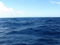 #2: Looking north, water, water, water! About 1.900 nm to Newfoundland
