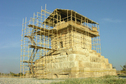 #8: Mausoleum of Cyrus the Great in Pasargadae