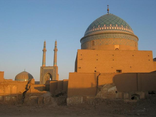 Another mosque in Yazd