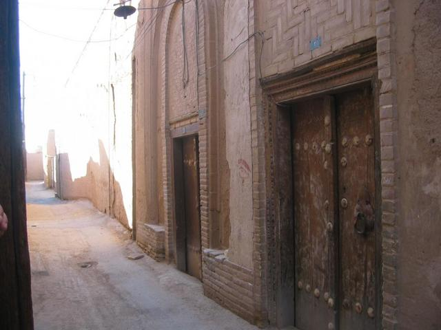 Alleyway in Yazd