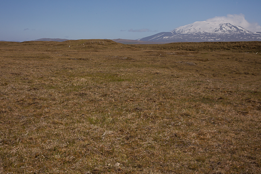 64Nx20W View east, Hekla in the background