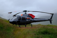 #8: Helicopter with Austrian Registration