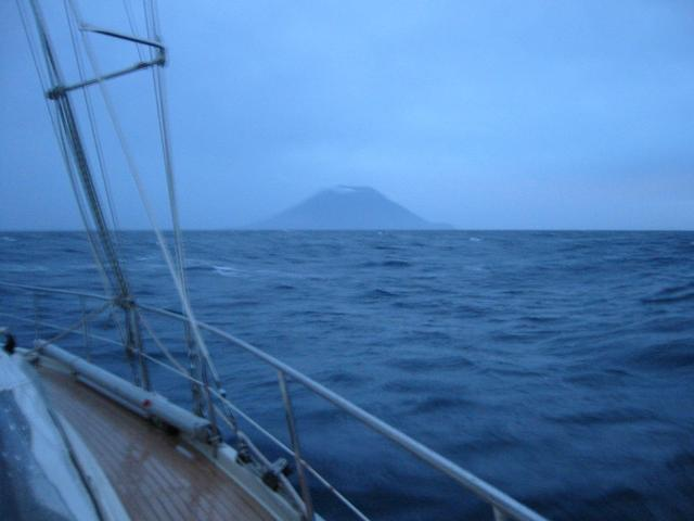 The mighty Stromboli SE of confluence