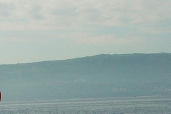 #1: The coast line of Calabria from N39°E16°