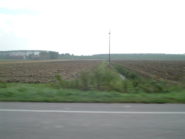 Another plowed field...