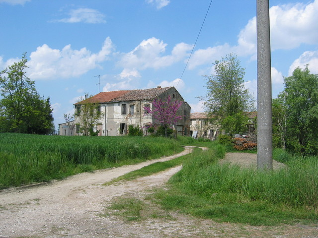 Nearby Farmhouse