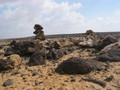 #9: Two cairns at the Confluence
