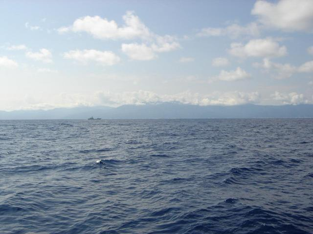 View West (East side of the Cape Sata)
