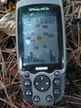 #6: GPS screen.