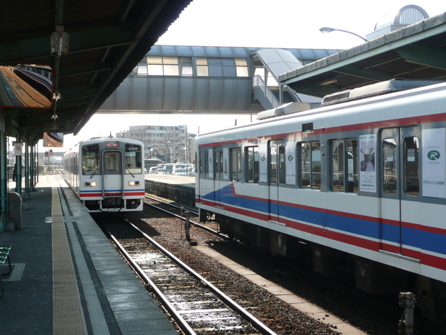 Train of Kanto Railway