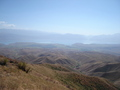 #2: the view towards toktogul and the reservoir 3,8km from the confluence
