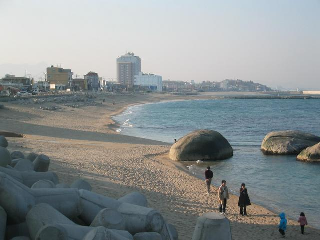 S. Korea's seaside town of Sokcho