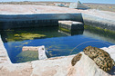 #9: Private swimming pool in the middle of Hunger Steppe